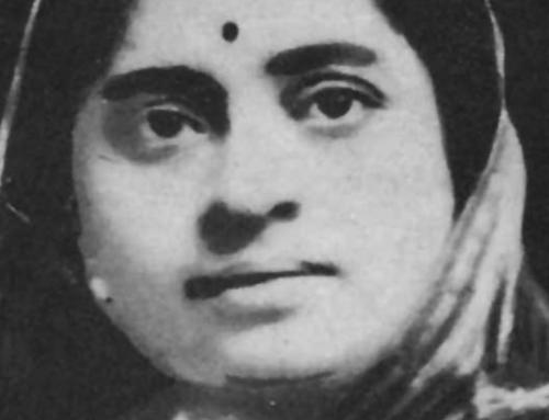 Expressive vocalisms in Kesar Bai's Lalita gauri