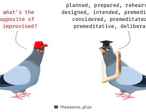 Improvisation versus Reproduction